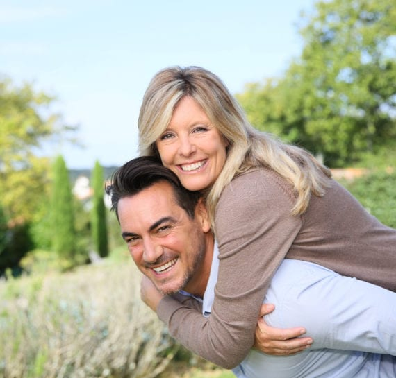 sexual dysfunction assessment and treatment - happy couple